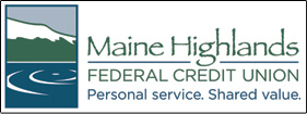 Silver Sponsor - Maine Highlands Credit Union